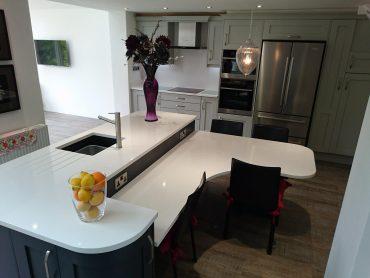 Mornington Partridge Grey Kitchen